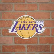 Los Angeles Lakers Outdoor Logo Graphic