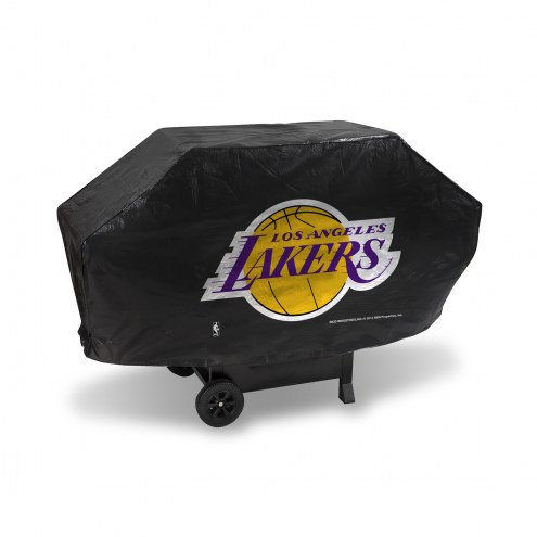 Los Angeles Lakers Padded Grill Cover