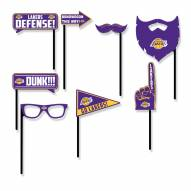 Los Angeles Lakers Party Props Selfie Kit