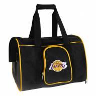 Los Angeles Lakers Premium Pet Carrier Bag