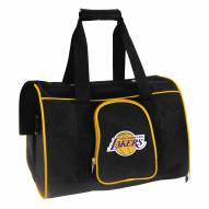 Los Angeles Lakers Premium Pet Carrier Bag