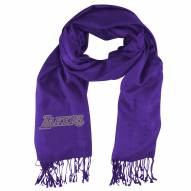 Los Angeles Lakers Purple Pashi Fan Scarf