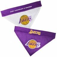 Los Angeles Lakers Reversible Dog Bandana