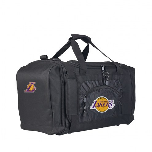 Los Angeles Lakers Roadblock Duffle Bag