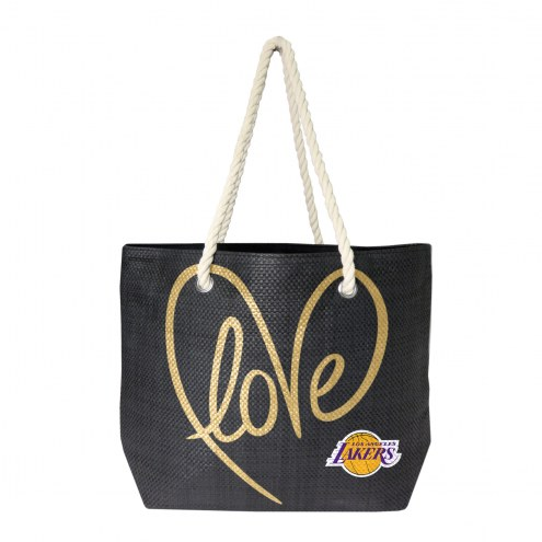 Los Angeles Lakers Rope Tote