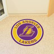 Los Angeles Lakers Rounded Mat