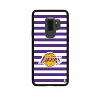 Los Angeles Lakers Speck Samsung Galaxy S9+ Presidio Stripes Case