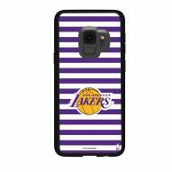 Los Angeles Lakers Speck Samsung Galaxy S9 Presidio Stripes Case