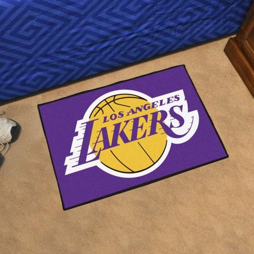 Los Angeles Lakers Starter Rug