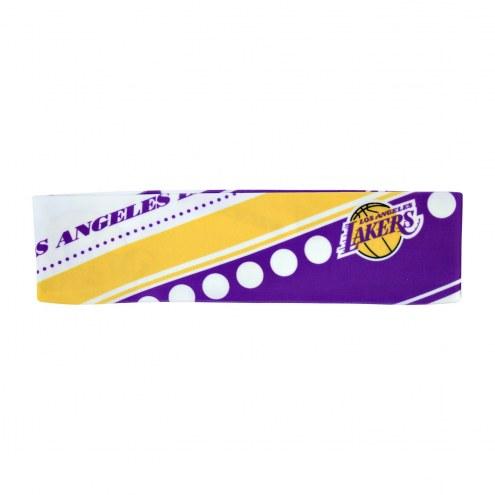 Los Angeles Lakers Stretch Headband