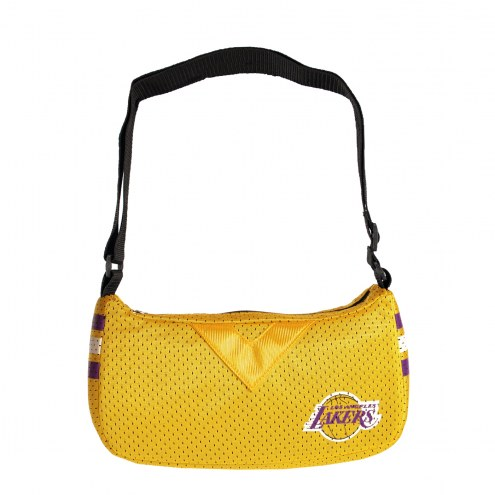 Los Angeles Lakers Team Jersey Purse