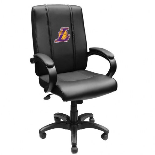 Los Angeles Lakers XZipit Office Chair 1000 with Secondary Logo