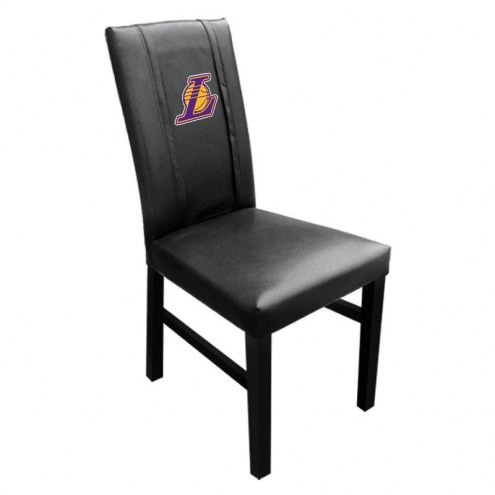 Los Angeles Lakers XZipit Side Chair 2000 with Secondary Logo