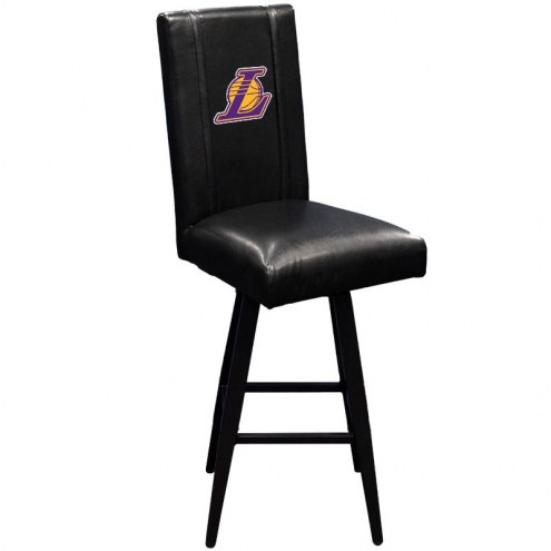 Los Angeles Lakers XZipit Swivel Bar Stool 2000 with Secondary Logo