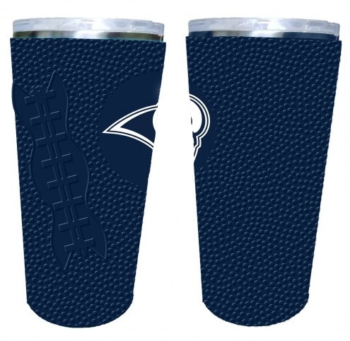 Los Angeles Rams 20 oz. Stainless Steel Tumbler with Silicone Wrap