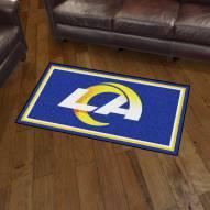 Los Angeles Rams 3' x 5' Area Rug