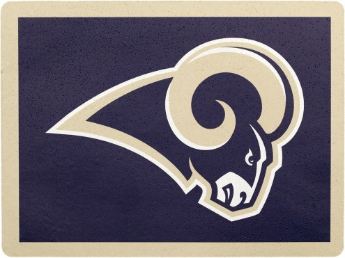 Los Angeles Rams Address Logo