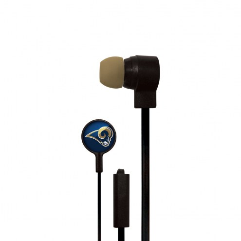 Los Angeles Rams Big Logo Ear Buds