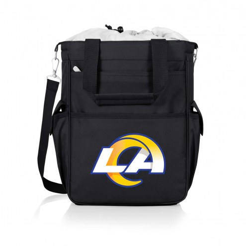 Los Angeles Rams Black Activo Cooler Tote
