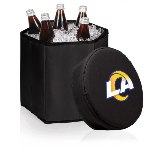Los Angeles Rams Black Bongo Cooler