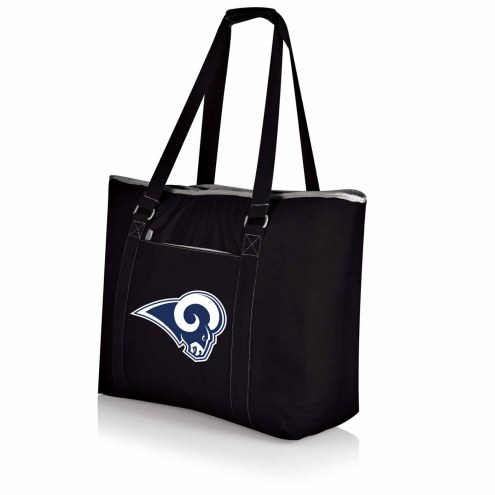Los Angeles Rams Black Tahoe Beach Bag