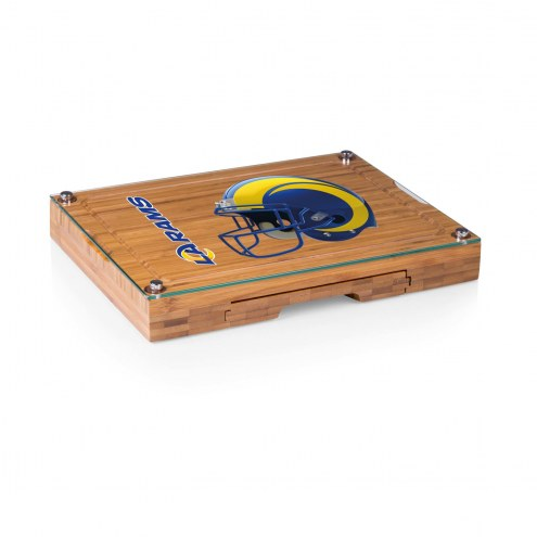 Los Angeles Rams Concerto Bamboo Cutting Board