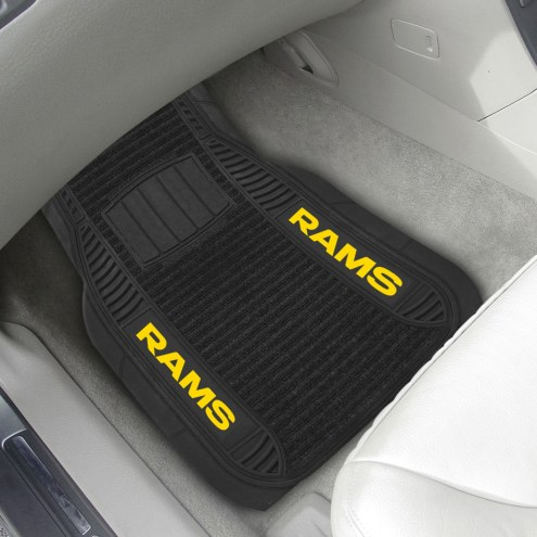 Los Angeles Rams Deluxe Car Floor Mat Set