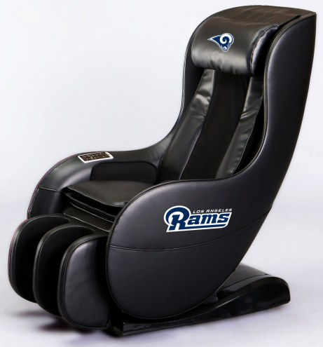 Los Angeles Rams Deluxe Gaming Massage Chair