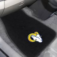 Los Angeles Rams Embroidered Car Mats