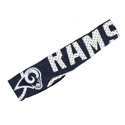 Los Angeles Rams FanBand Jersey Headband