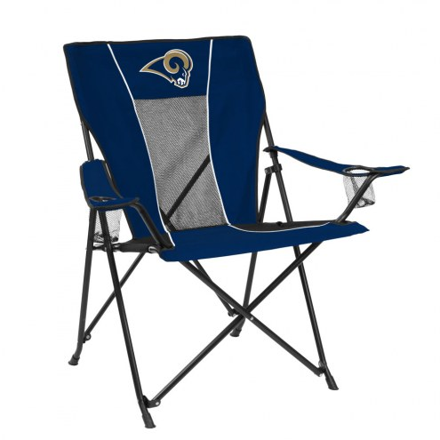 Los Angeles Rams Game Time Tailgate Chair