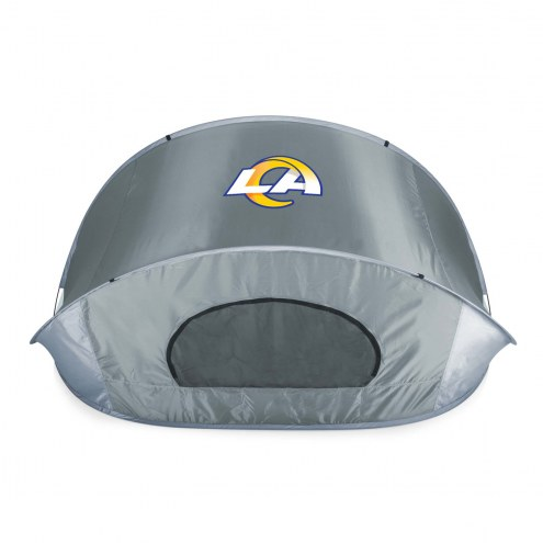Los Angeles Rams Gray Manta Sun Shelter