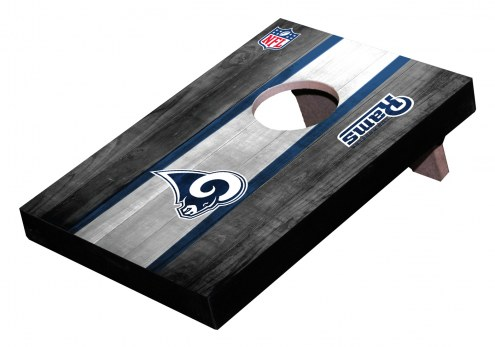 Los Angeles Rams Table Top Cornhole