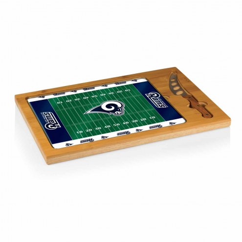 Los Angeles Rams Icon Cutting Board