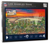 Los Angeles Rams Joe Journeyman Puzzle