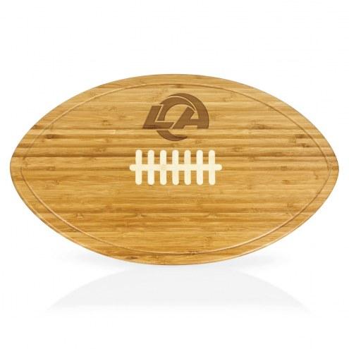 Los Angeles Rams Kickoff Cutting Board