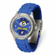 Los Angeles Rams Sparkle Women's Watch