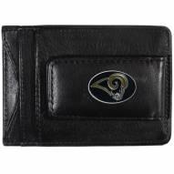 Los Angeles Rams Leather Cash & Cardholder