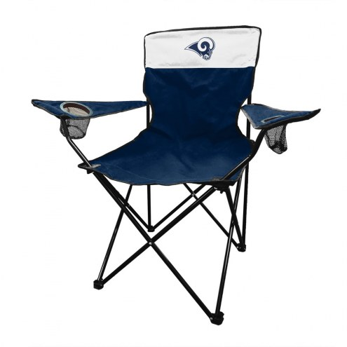 Los Angeles Rams Legacy Tailgate Chair