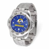 Los Angeles Rams Sport Steel Men's Watch