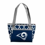 Los Angeles Rams 16 Can Cooler Tote