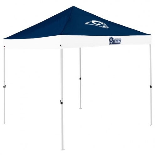 Los Angeles Rams Economy Tailgate Canopy Tent