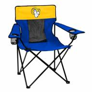 Los Angeles Rams Elite Tailgating Chair