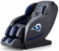 Los Angeles Rams Luxury Zero Gravity Massage Chair