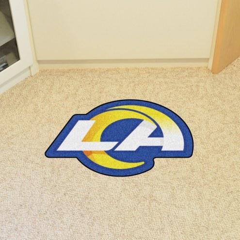 Los Angeles Rams Mascot Mat