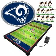 Los Angeles Rams NFL Deluxe Electric Football Game