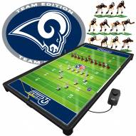 Los Angeles Rams NFL Pro Bowl Electric Football Game