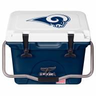 Los Angeles Rams ORCA 20 Quart Cooler