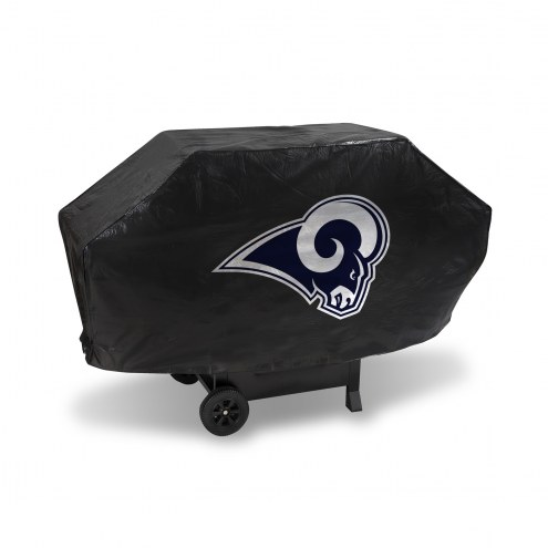 Los Angeles Rams Padded Grill Cover