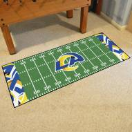 Los Angeles Rams Quicksnap Runner Rug